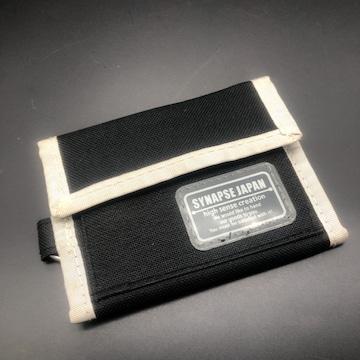 即決 SYNAPSE JAPAN 二つ折り財布