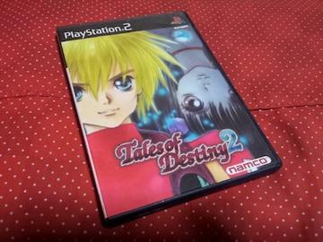 PS2☆ティルズオブデスティニー2☆ロープレ。NAMCO。