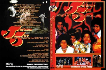 JACKSON5 GOING BACK TO INDIANA 71'マイケルジャクソン