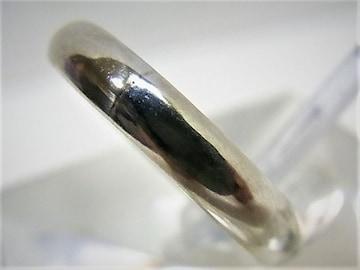プラチナ リング 指輪 甲丸 サイズ #8 結婚指輪