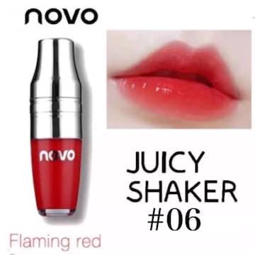 #06  NOVO  JUICY SHAKER  リップグロス