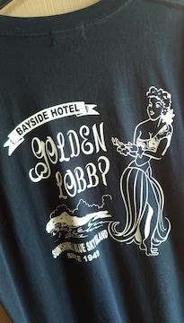 送料込み(ゆうパケット)Golden Lobby  ゴールデンロビー Tシャツ 40