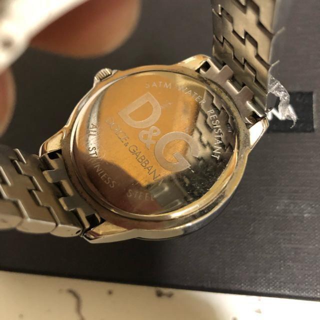 1スタ 超大人気☆ ドルチェ&ガッバーナ  シルバー腕時計