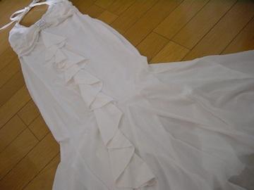 【美系】ドレス風ロングワンピース