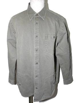 Timberland ティンバーランド ミリタリーシャツジャケット