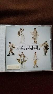 KAT-TUN 3 QUEEN OF PIRATES☆未開封