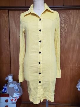 VENCE ロングシャツ used
