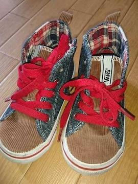 靴VANS☆16センチ