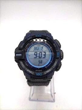 CASIO(カシオ)PRO TREK プロトレックソーラー腕時計