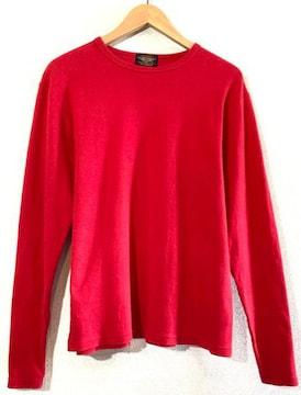 HARLEY-DAVIDSON■ロングTシャツ■ハーレーダヴィッドソン■赤