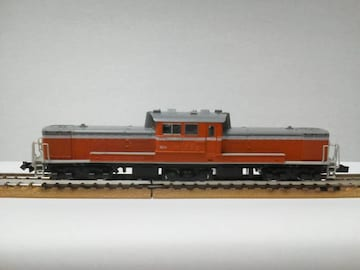 中古 / 愛称 「デデゴイチ」/ N / DD 51ディーゼル機関車 !