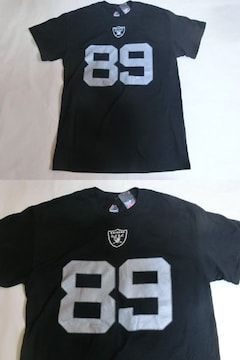 NFL オークランド レイダーズ アマリ クーパー ナンバーT US XL