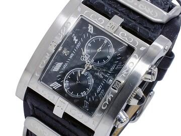 キースバリー腕時計PSC-BK パイソン自動巻き