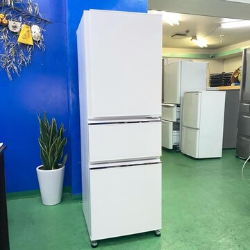 ◆MITSUBISHI◆冷凍冷蔵庫 2020年 超美品 大阪市近郊配送無料