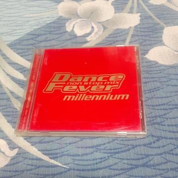 ダンスフィーバー ミレニアム/ ノンストップミックス  CD アルバム パラパラ
