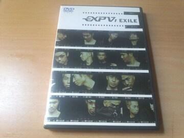 EXILE DVD「EXPV1」●