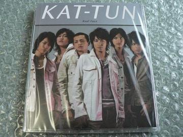 ★新品★KAT-TUN/Real Face【初回限定盤F】中丸雄一メイン他出品