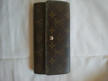 ルイヴィトン!長財布!綺麗目!