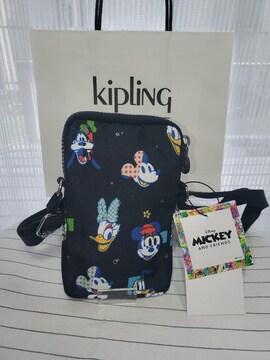 新品未使用 Kipling ディズニー バッグ
