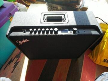 Fender MUSTANG GT 200 カバー付 ギターアンプ