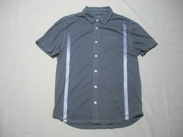 fg642 男 CK CALVIN KLEIN カルバンクライン 半袖シャツ Mサイズ