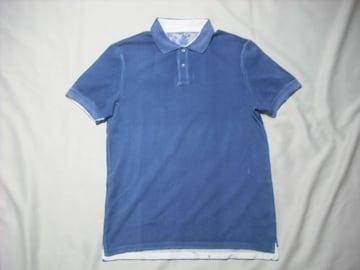 24 男 CK CALVIN KLEIN カルバンクライン 半袖ポロシャツ M