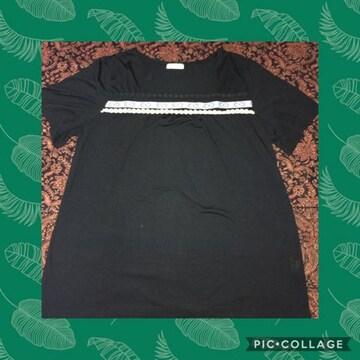 ★チロリアンテープのオシャレなTシャツ★