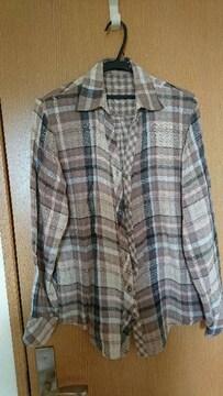L / 綿100 肌触りの良いシャツ