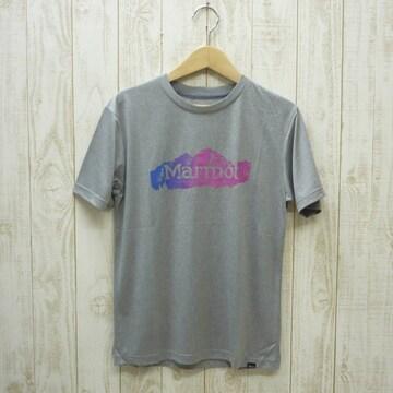 即決☆マーモット特価マルーンベルズ半袖Tシャツ GRYXL 新品