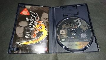 PS2 鬼武者3 / ケースジャケット無し
