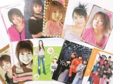 ●安倍なつみ●モーニング娘。★コレクションカード/トレーディングカード【10枚セット】