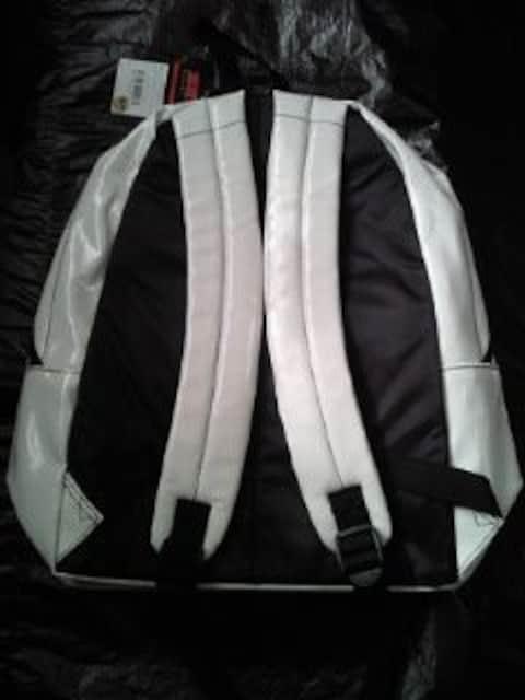 プロ野球 阪神タイガース ZETT ゼット コラボ リュックサック デイバッグ ホワイト BAG < レジャー/スポーツの