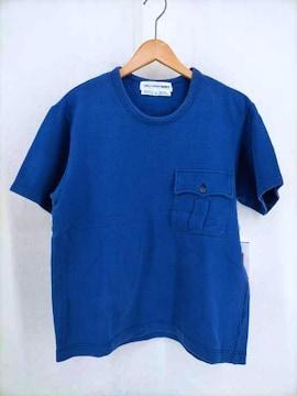 COMME des GARCONS SHIRT(コムデギャルソンシャツ)S11 03SS ポケット付き半袖