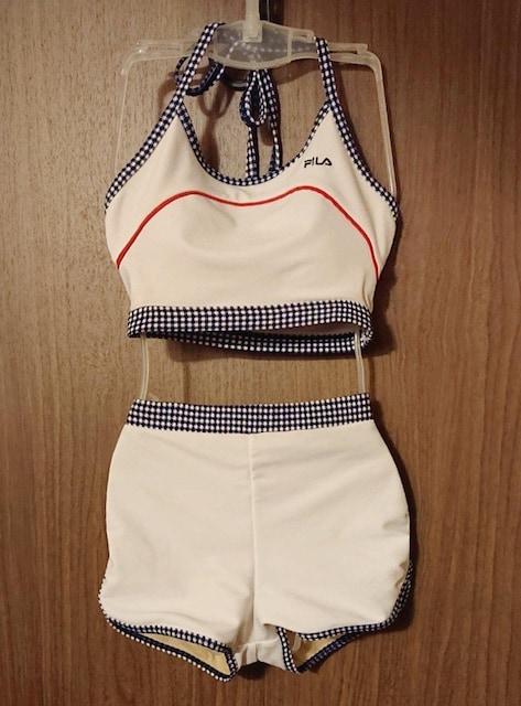 J3002 スポーツウェア/FILA separate swim wear セパレート水着 < キッズ/ベビーの