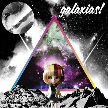 柴咲コウ EDM覆面ユニット プロジェクト「galaxias! 」パフュームPerfume