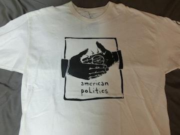 ボルコム シェイクハンドプロントTシャツ US XL