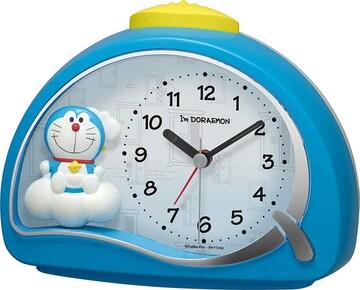 ドラえもん de 目覚まし置き時計