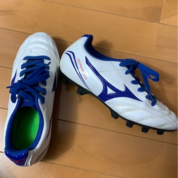ミズノ中古ジュニアサッカーシューズ