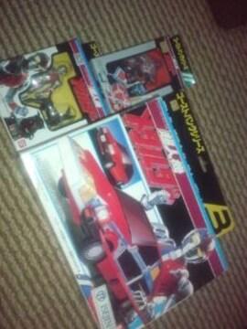 超人機メタルダー当時物セット売り!宇宙刑事メタルヒーロー