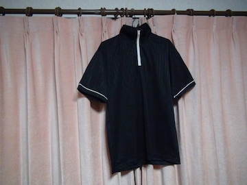 コーナンの黒のポロシャツ(L)!。