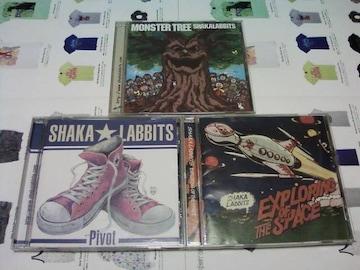 《SHAKALABBITS》�Bセット シャカラビッツ メロコア ロック ROCK