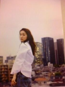AKB48大島優子/フォトブック[優子]封入特典ポストカード東京ver