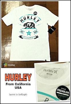 HURLEY最新PREMIUM FIT-T★本物USA直輸入モデル!限定特価SALE!