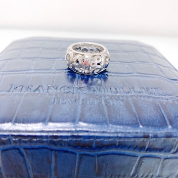 FRANCKMULLERタリスマンリング指輪フランクミュラーゴールドWG