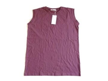 新品 AND SEARCH アンドサーチ BIG ノースリーブ Tシャツ