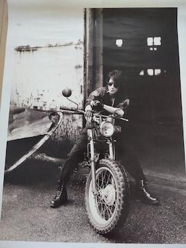 X JAPAN HEATH ポスター 1994 52cm×68cm