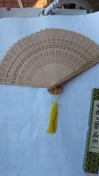 中国工芸扇(扇子)