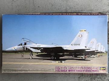 1/72 ハセガワ F-15J ミステックイーグル�W 204SQ パート1