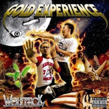 《WOLF PACK》GOLD EXPERIENCE ウルフパック サイプレス上野