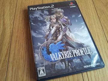 PS2☆ヴァルキリープロファイル2シルメリアー☆ロープレ。SQUARE ENIX。